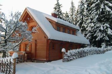 Ferienhaus Kleinhinterberger-Winter
