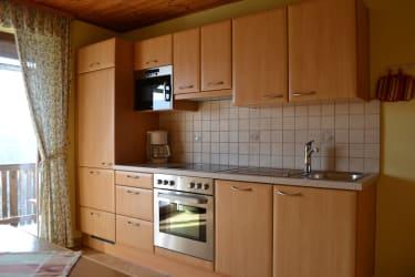 Küche Fewo Sonnseite