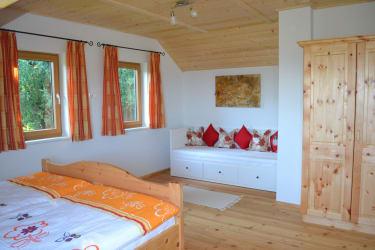 Schlafzimmer Haus Bella Montana