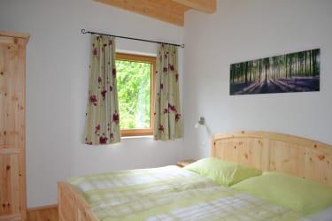 Schlafzimmer Fewo Fernblick