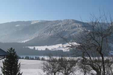 Wintertag in Zedlitzdorf