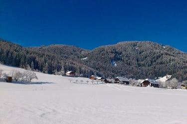 Nagerhof im Winter