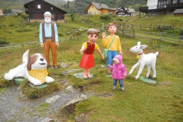 Ausflugsziel: Heidi Alm Falkert