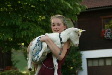 Anne mit Lollo
