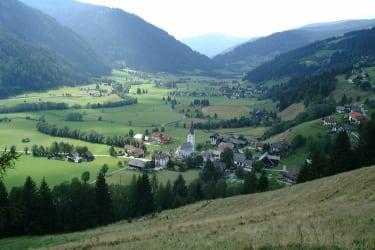 Blick auf unser Tal