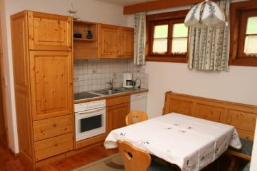 Küche Fichtenwohnung
