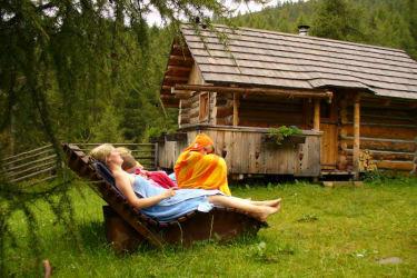 Sauna Blockhaus
