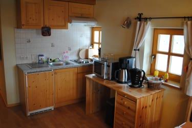 Fichte Küche 2