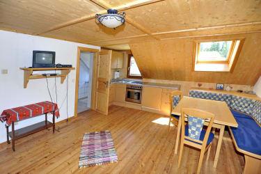Wohnküche Appartement 2