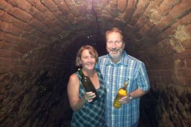 Unser alter Weinkeller
