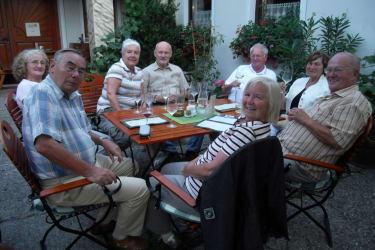 Petra und Detlef und Freunde