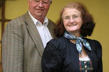Leopold und Maria