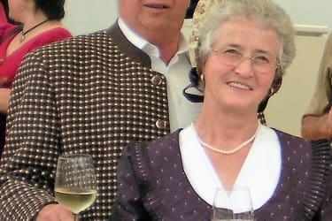 Leopold und Maria in Wachauer Tracht