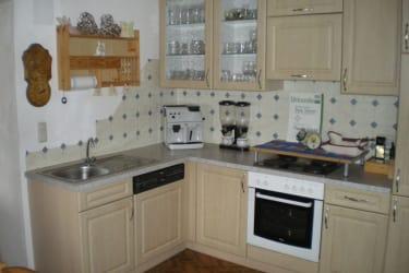 Küche/Frühstücksraum