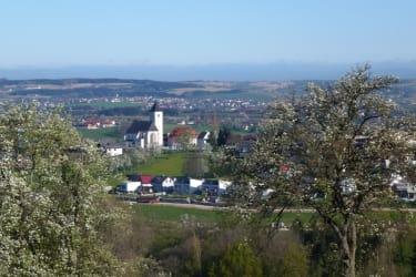 Blick  Allhartsberg