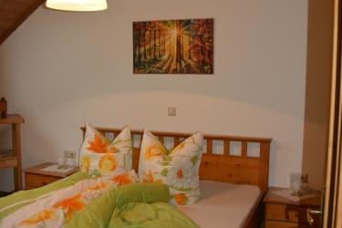Biohof Haunschmid-Schlafzimmer