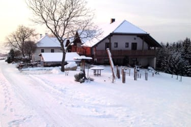 Fam.Haunschmid Winterstimmung