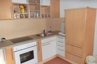 Küche Ferienwohnung 1