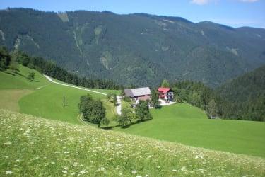 Den Familiennamen Jagersberger gibt es seit 1781 am Bauernhof Salcheck