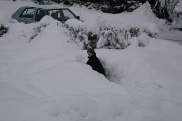 Schneespaß für Jung und Alt