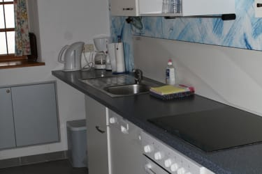 unsere Küche in