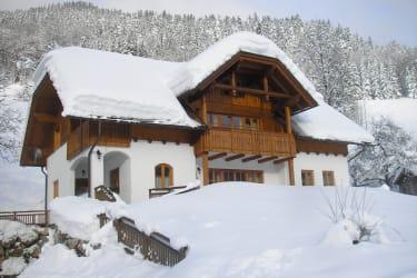 Breitenberg - Ferienhaus Winter
