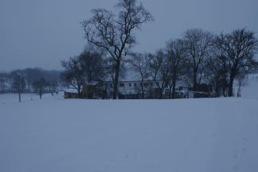 Tief verschneit!