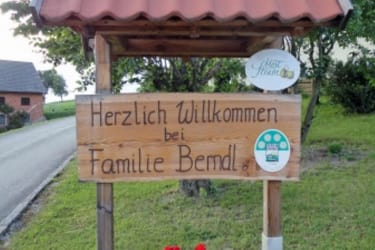Mayr-Eichberg - Herzlich Willkommen