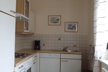 Die Küche der Morgensunn!