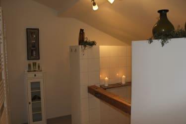 Badezimmer im Genießerzimmer