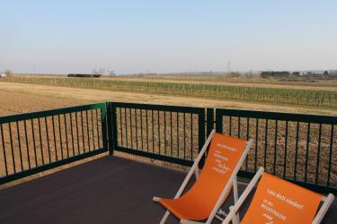 Lachinger - Ausblick von der Terrasse