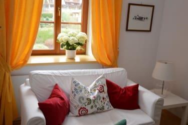Apartment 1 Wohnzimmer