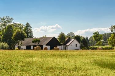 Landhaus-Lunkowitz Aussenansicht