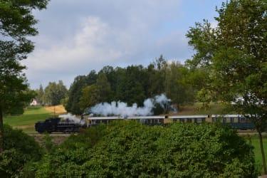 Landhaus-Lunkowitz Schmalspurbahn