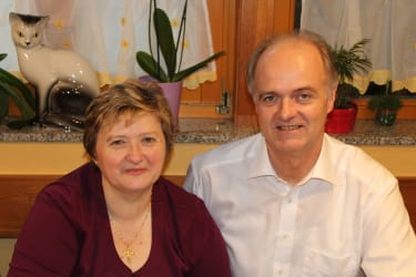Elfi und Martin Bruckner