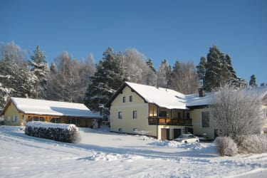Winter in Friedreichs