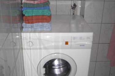 Badezimmer/ Waschmaschine