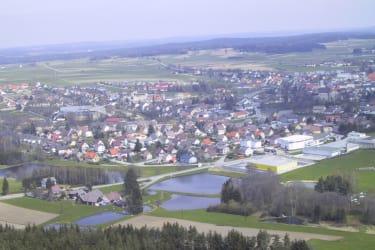Stadt/Luftaufnahme