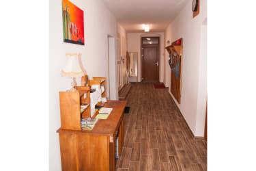 Ferienhaus Prager - Empfangsbereich