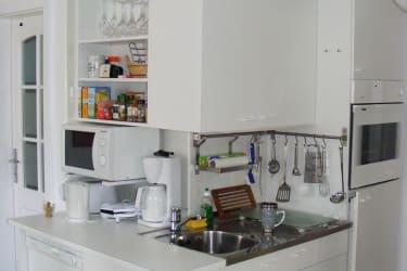 Haus Haider_Ferienwohnung-Küchenecke