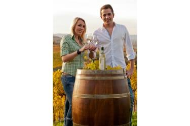 Heurige und Gästezimmer Weingut Burger - Alexandra und Johannes Burger