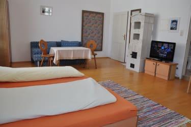 Zimmer Esterhazy innen