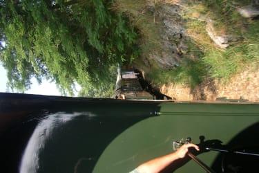 Eine Fahrt mit dem Reblausexpress