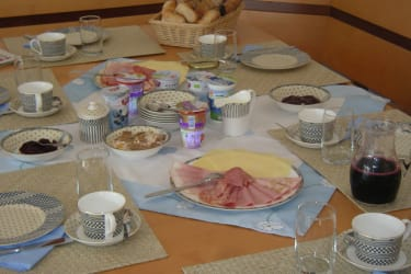 Weingut Wagner - Frühstück