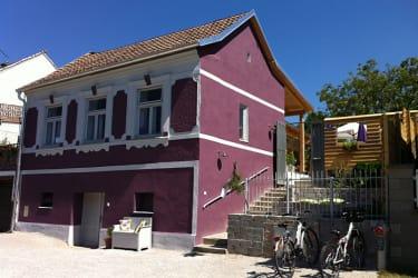 Traubengarten Winkler  - Gästahaus Außenansicht