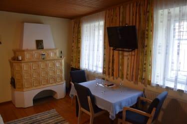Wohn-Schlafzimmer FeWo II