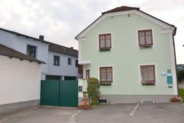 Parkplatz vorm Haus