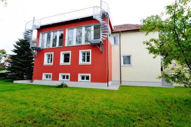 Gästehaus Rabl - Hinteransicht
