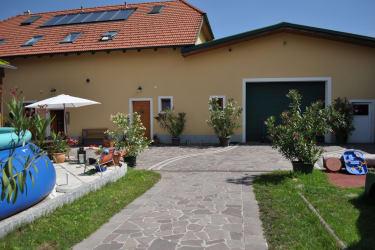 Innenhof/Eingang