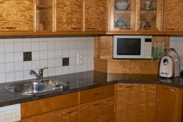 Ferienwohnung Anneliese - vollausgestattete, moderne Küche